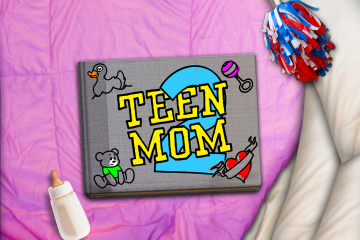 Teen Mom 2, a popular MTV show about teenage mothers