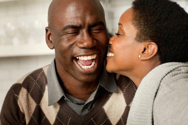 Babyspråk kan rädda ditt parförhållande