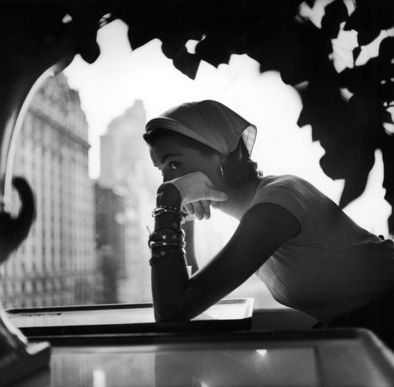 Gordon Parks fashion photography from the 1950s.