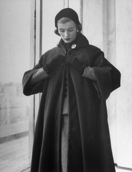 1950s vintage fashion from LIFE magazine.