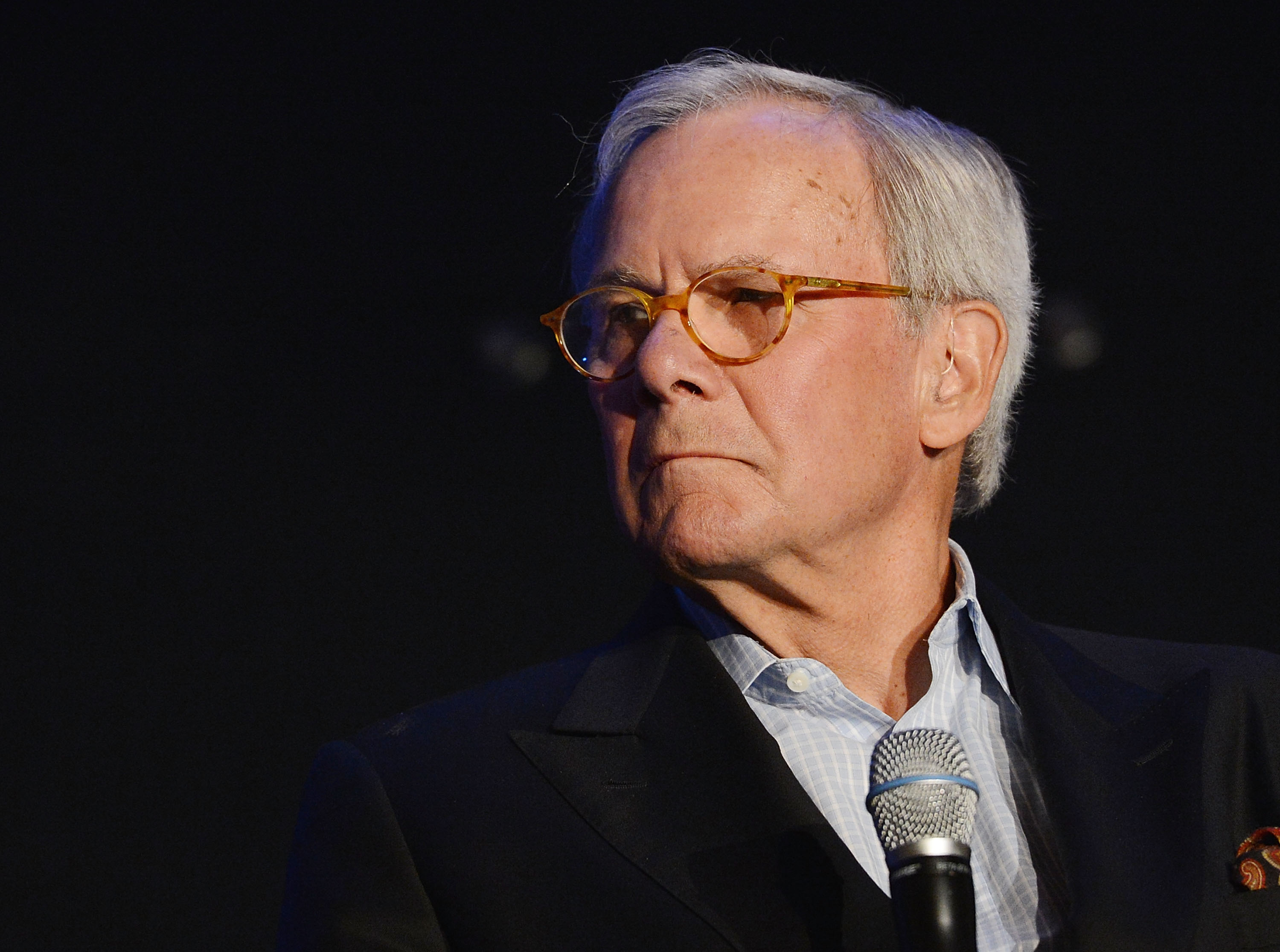 Brokaw on February 8, 2013 in Los Angeles, California.