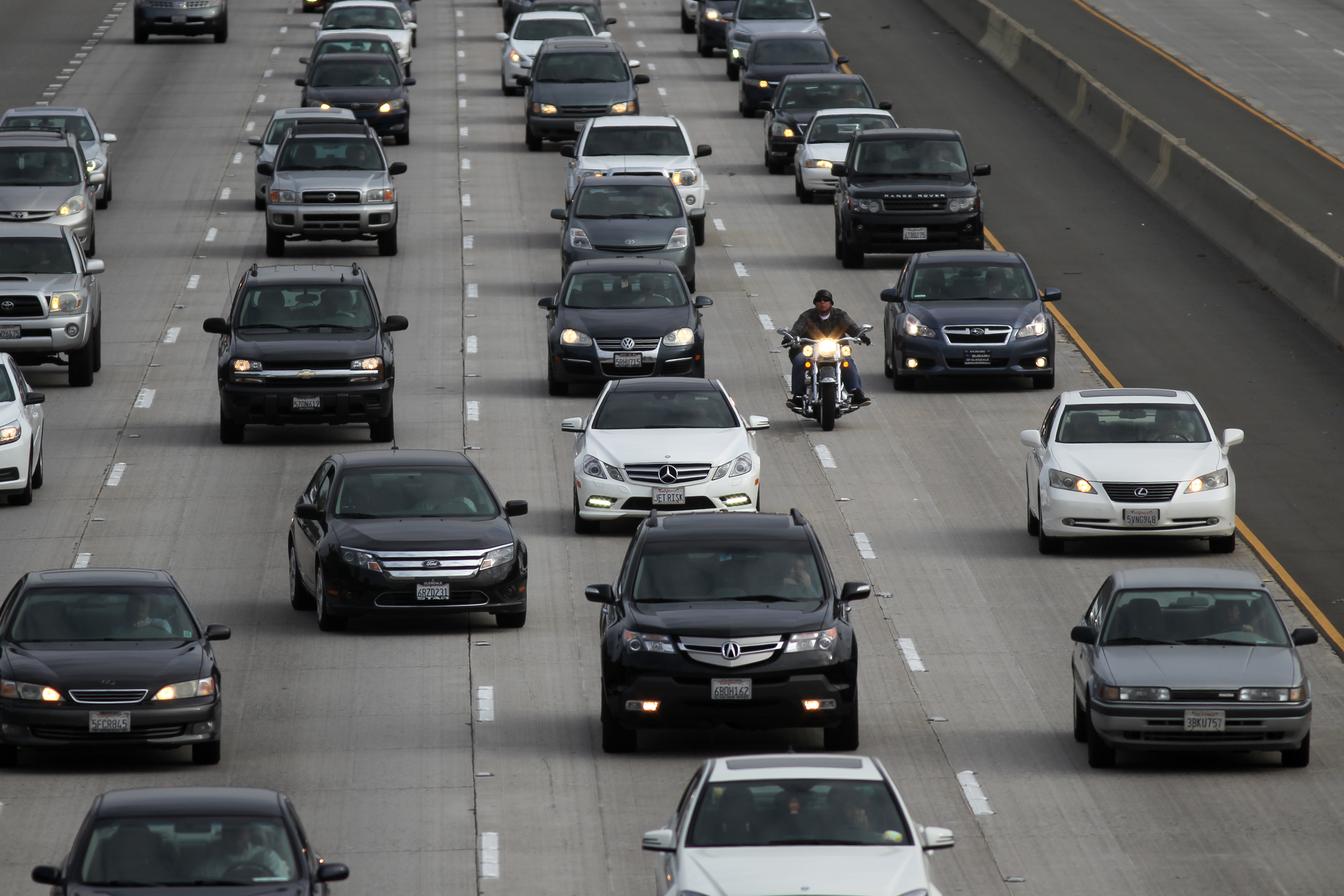 V2V  technology could prevent 80 percent of accidents, Department of Transportation says