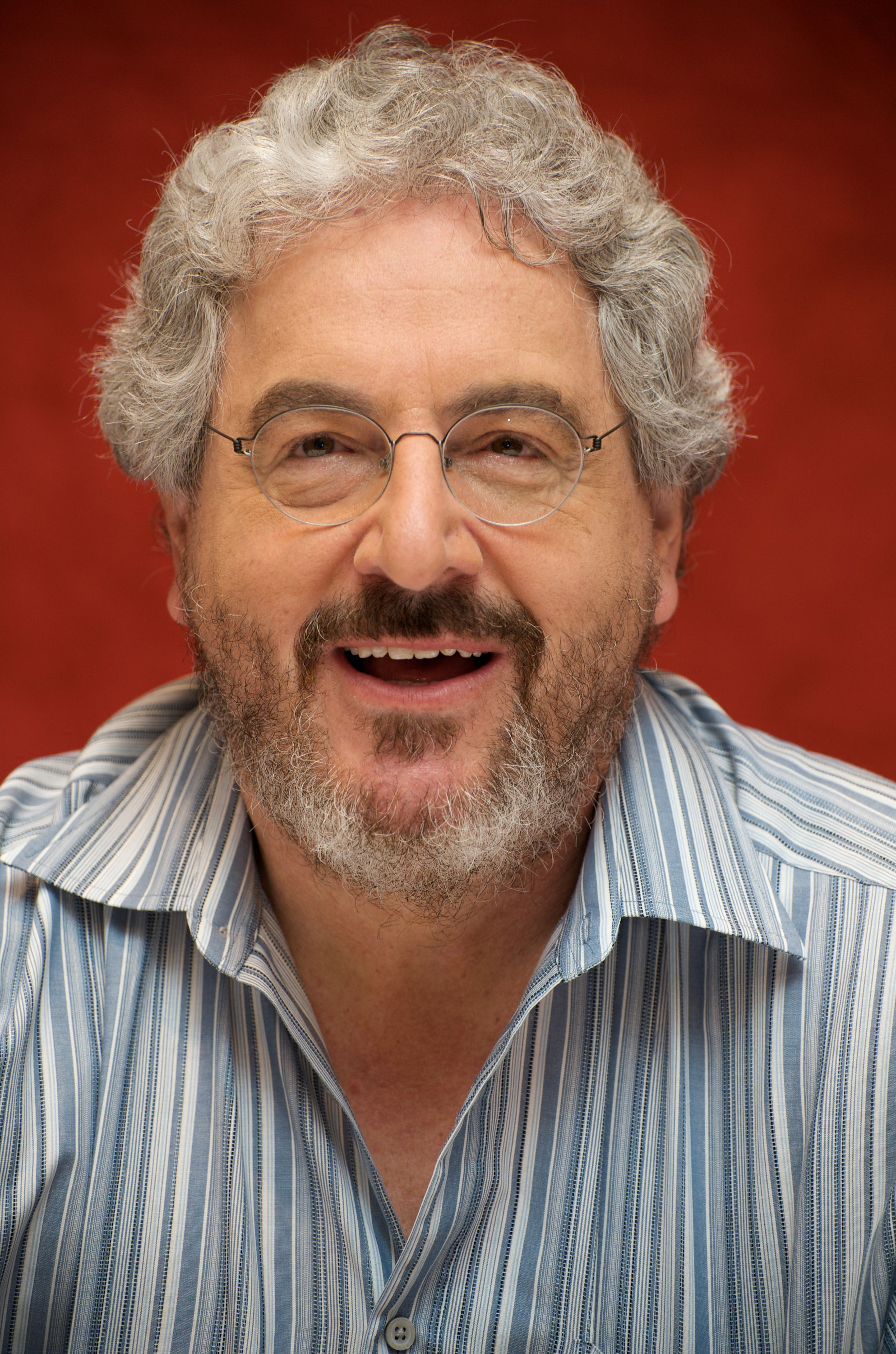 Director Harold Ramis at the  Year One  press conference at the Ritz Carlton Hotel on June 13, 2009 in New York City.