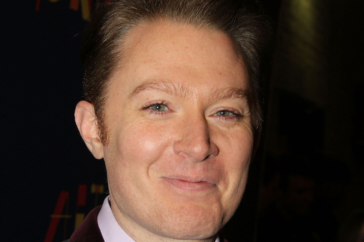 Clay Aiken in New York in 2013.