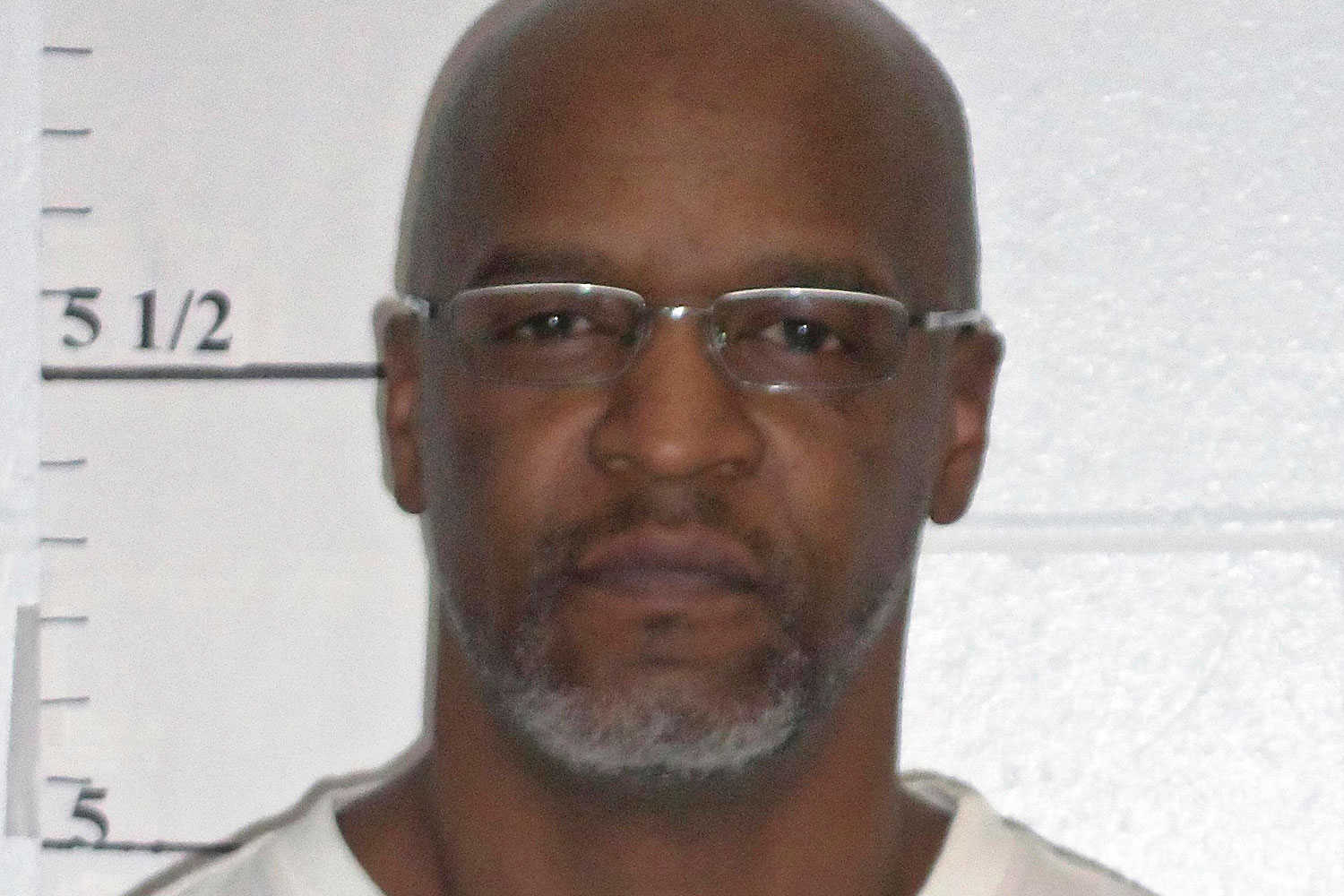 Convicted killer Michael Taylor is shown in this Missouri Department of Corrections photo released on Feb. 25, 2014.