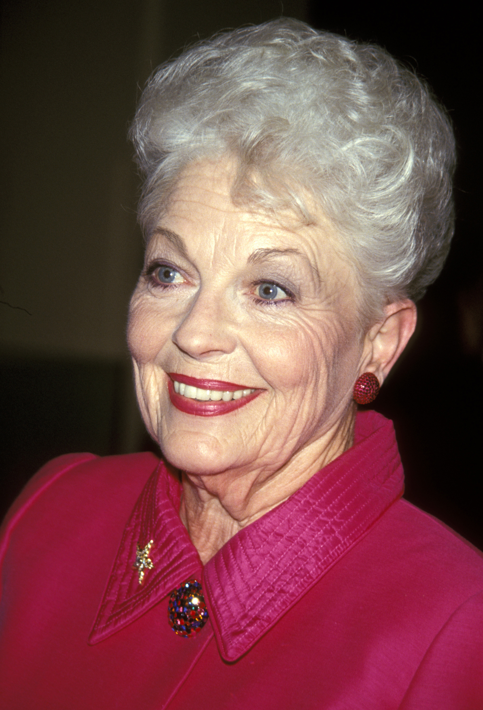 Former Gov. Ann Richards in New York City, on Sept. 10, 1994.
