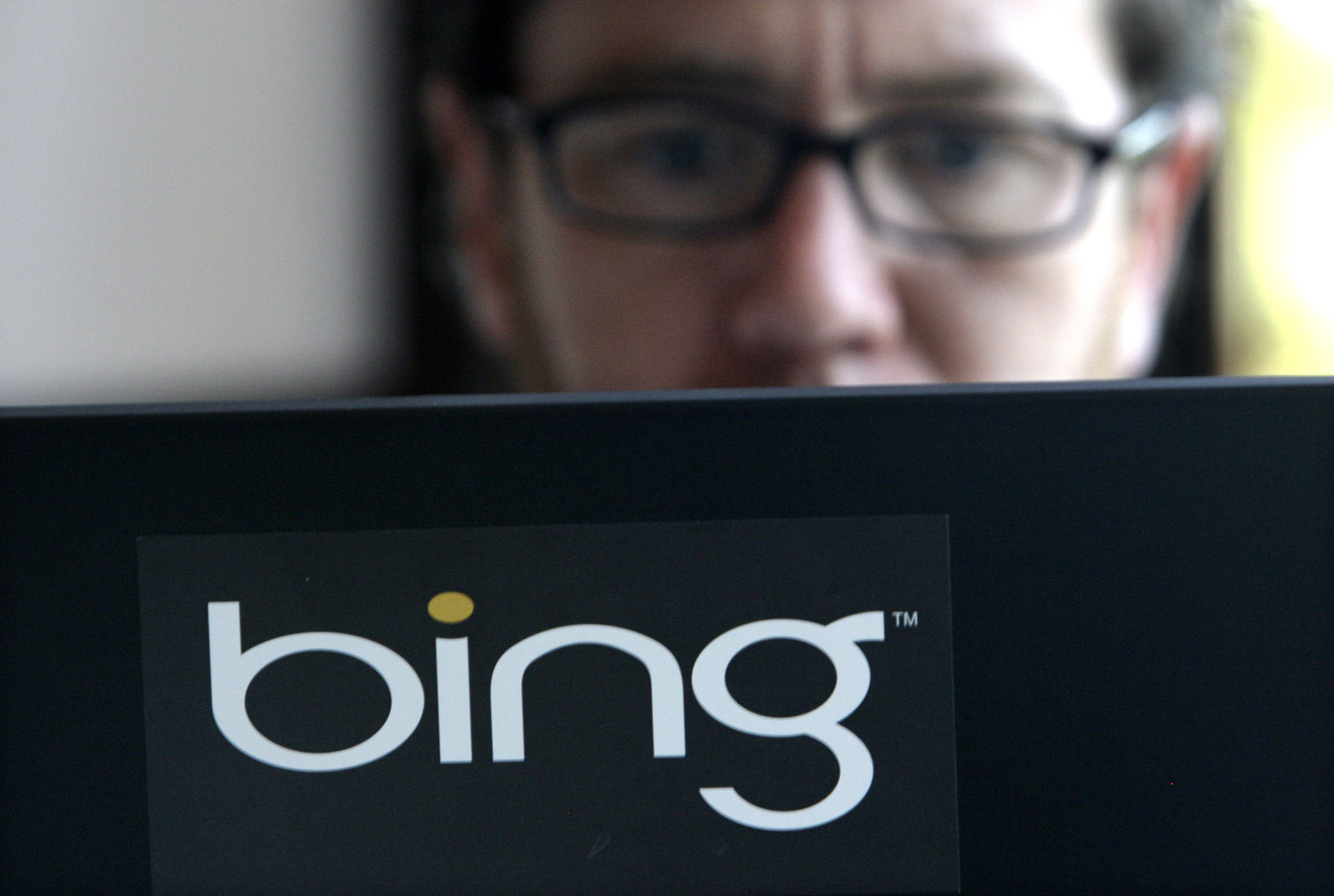 Bing is accused of filtering Chinese-language search results for users outside of China itself.