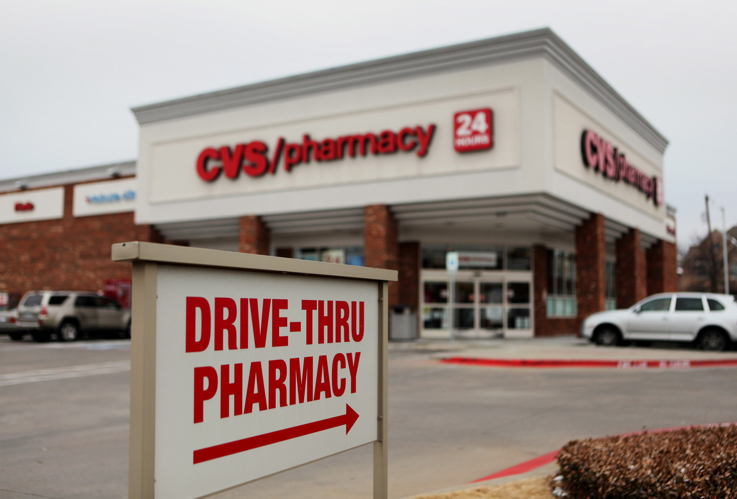 Stocks rose for CVS less than a week after announcing they would not be selling tobacco products anymore.