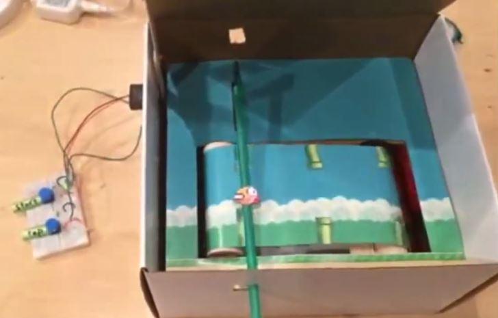 Flappy Bird in a Box