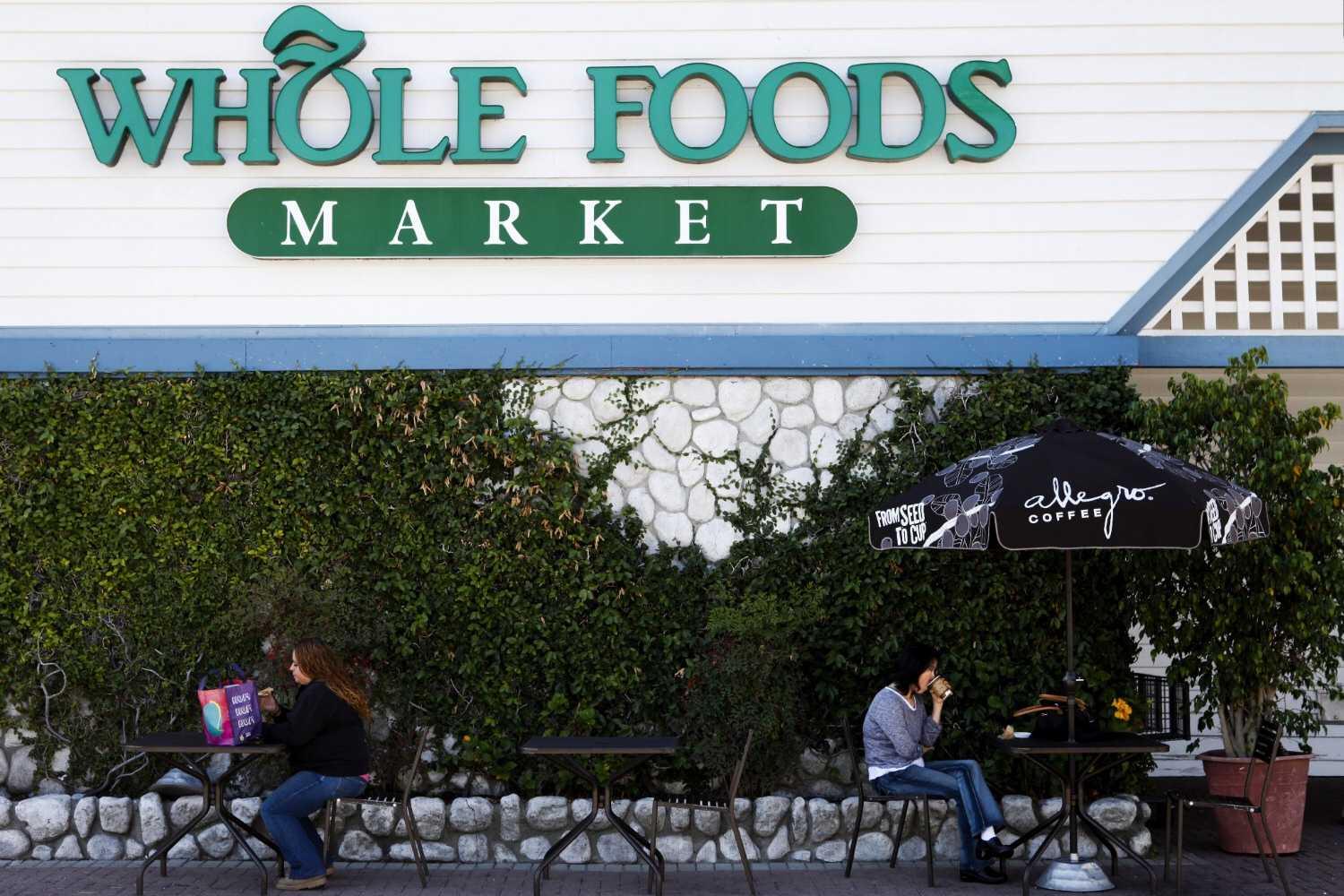 A Whole Foods Market in Redondo Beach, Calif. on November 5, 2013.
