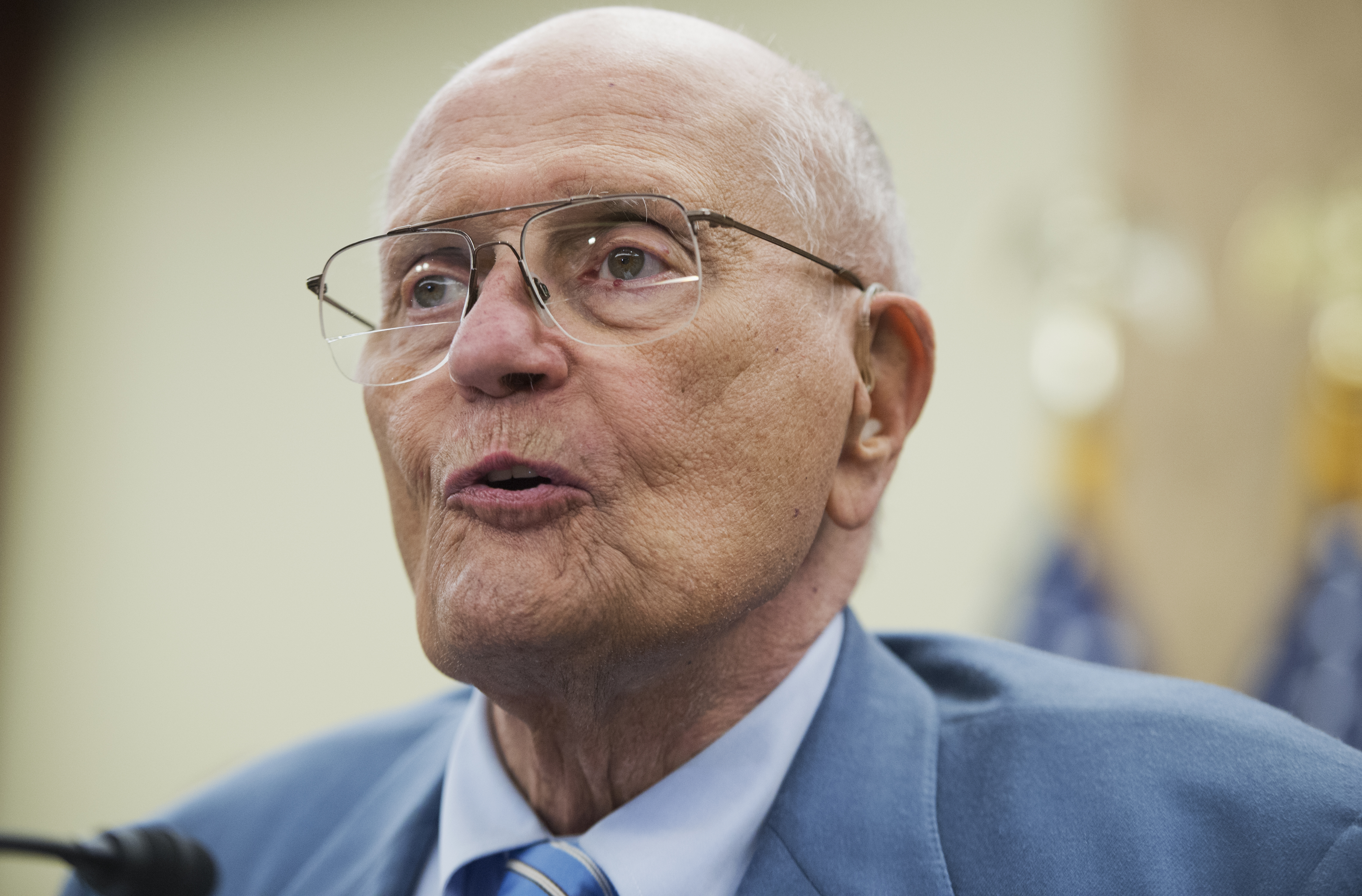 Rep. John Dingell, D-Mich., in 2013.