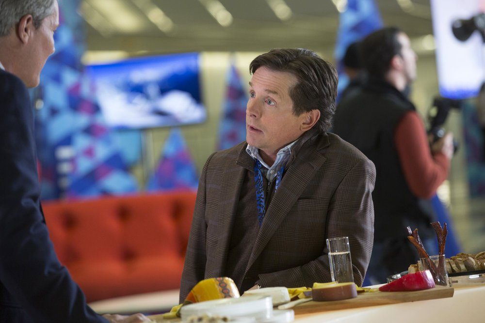 NBC's sitcom, The Michael J. Fox Show has been yanked from the lineup post-Olympic season.