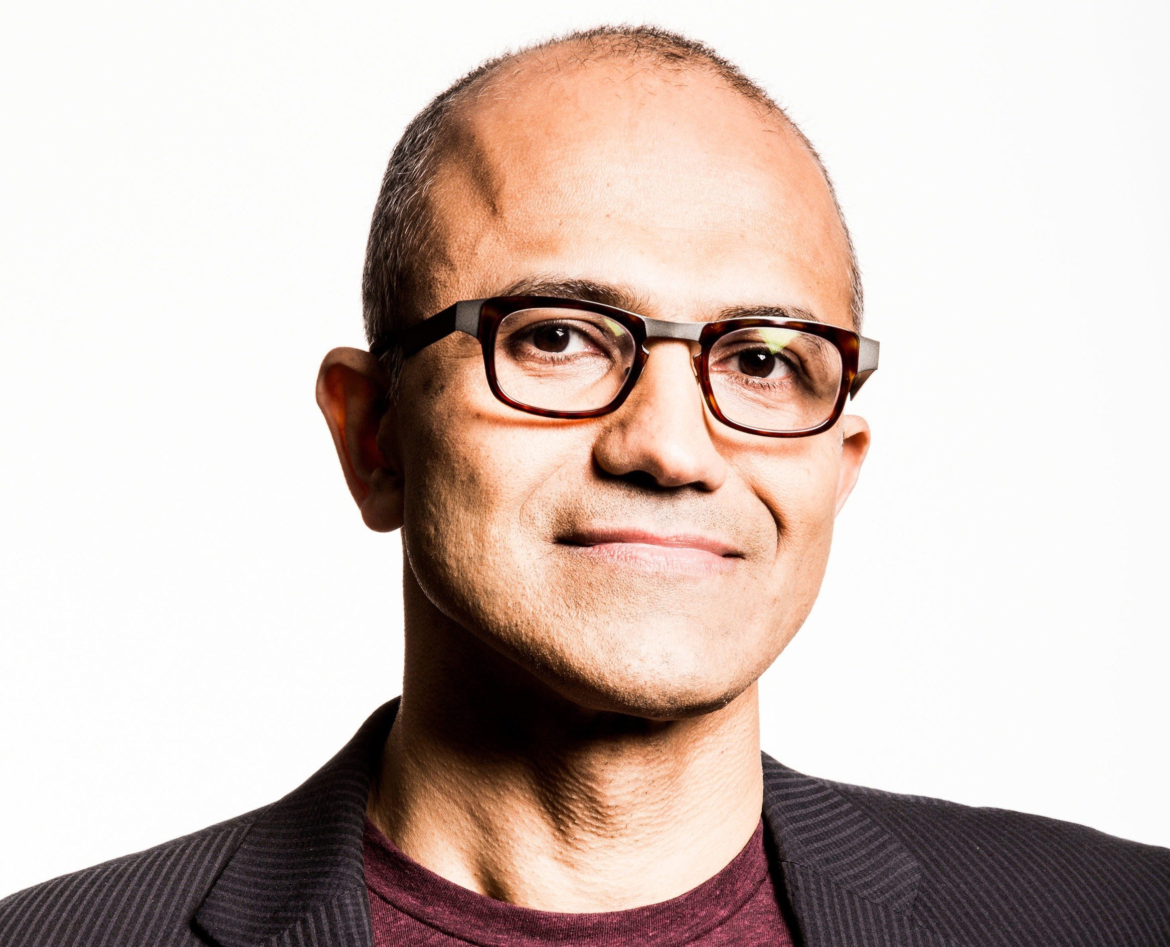 Satya Nadella, executive vice president of Microsoft's Cloud and Enterprise group, Feb. 4, 2014.