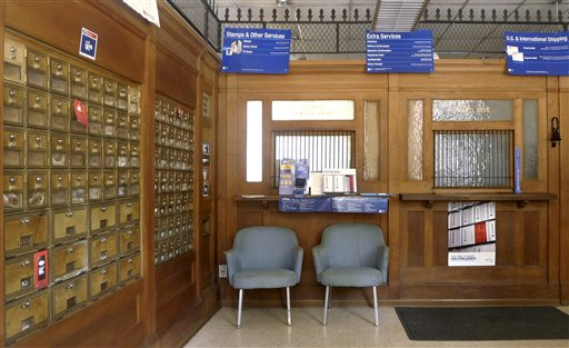 Incorporating financial services could be the post office's saving grace.