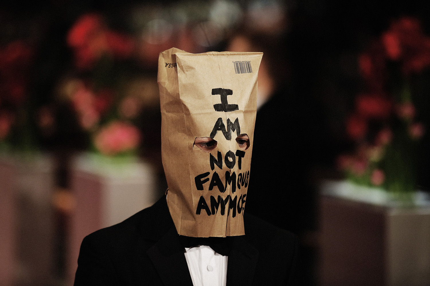 Shia LaBeouf attends the 'Nymphomaniac Volume I (long version)' premiere during 64th Berlinale International Film Festival at Berlinale Palast on February 9, 2014 in Berlin, Germany.