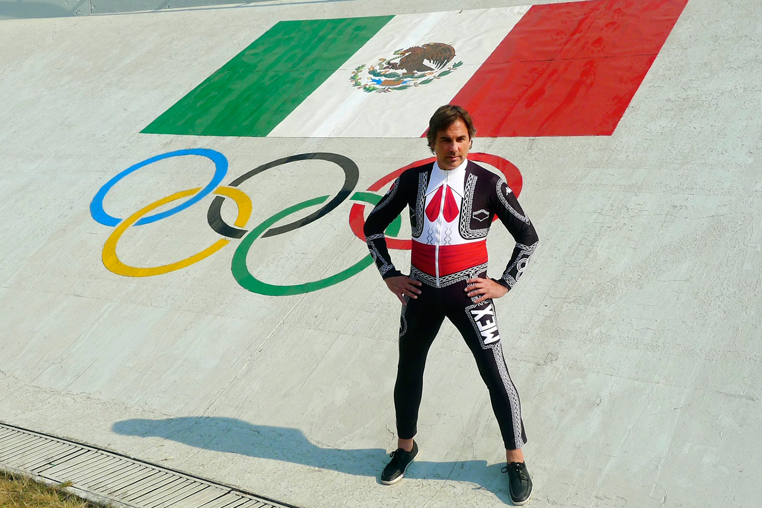 Mexico Olympic Committee/AP