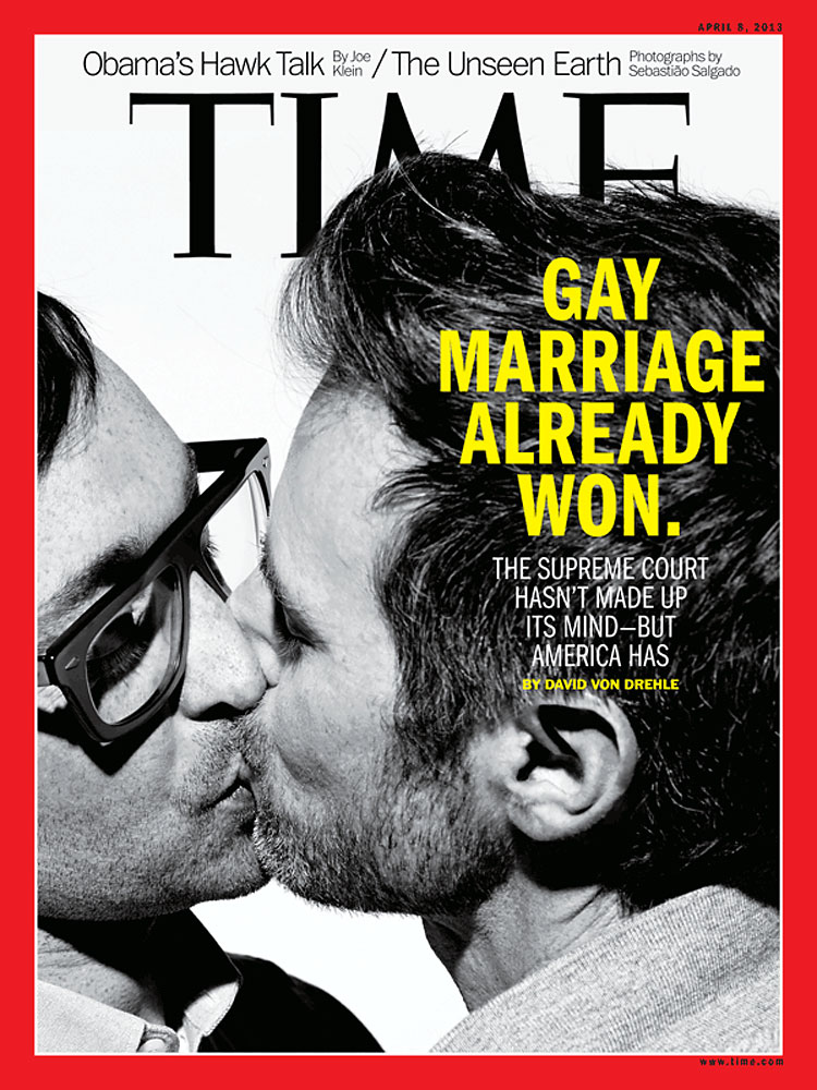 TIME Gay Marriage
