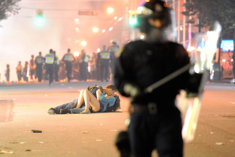 Vancouver Kiss