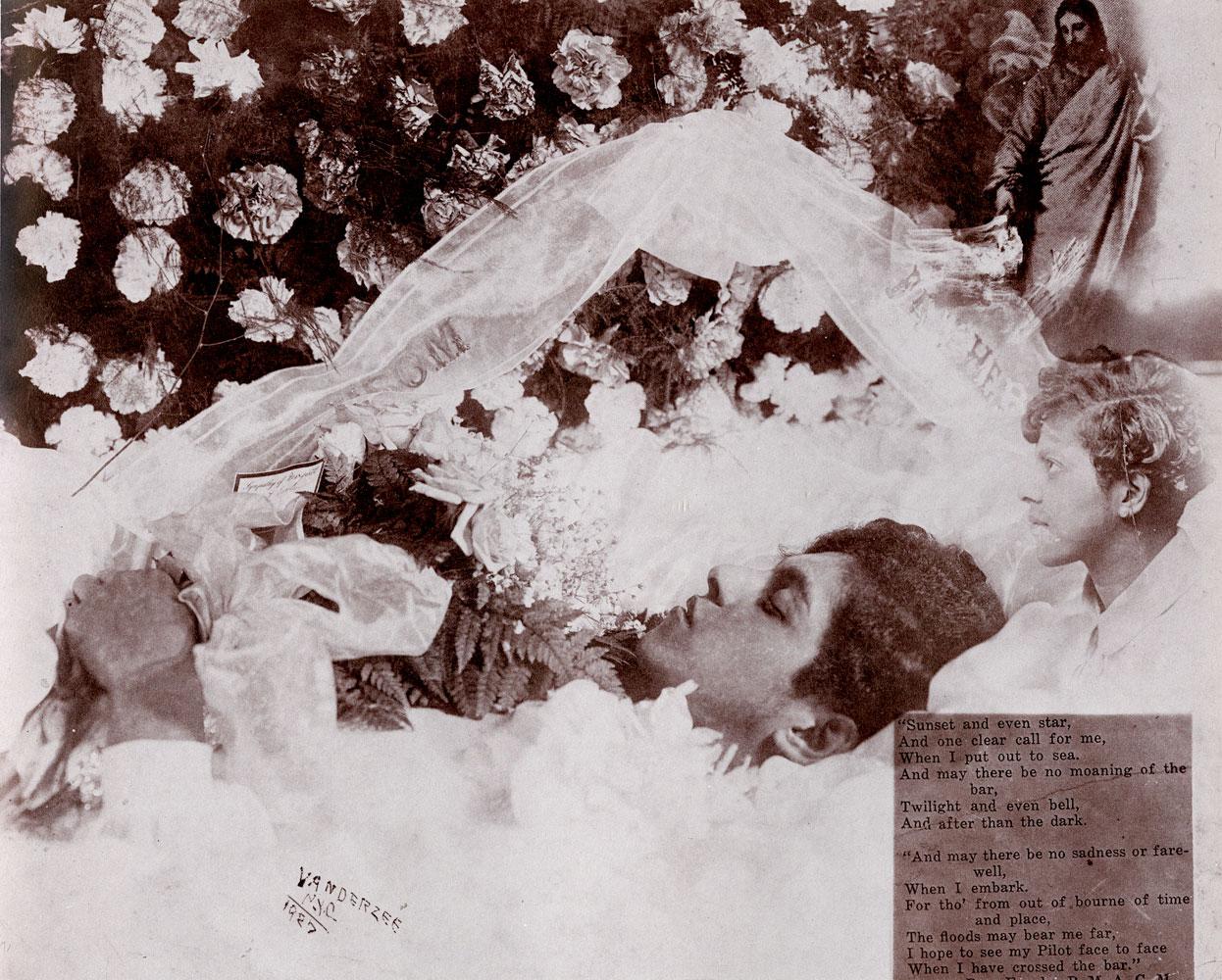 Rachel VanDerZee, 1927.