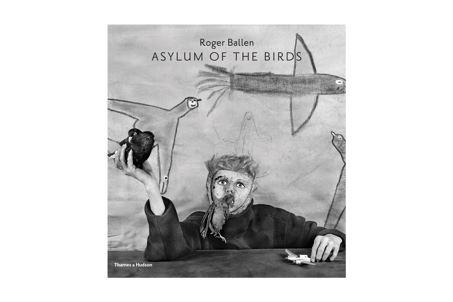 Roger Ballen's Asylum of the Birds, published by Thames & Hudson                               Forever inhabiting the darker depths, Ballen's latest subject is an abandoned house in Johannesburg haunted by a cast of quasi-anonymous refugees and a flock of unruly birds.