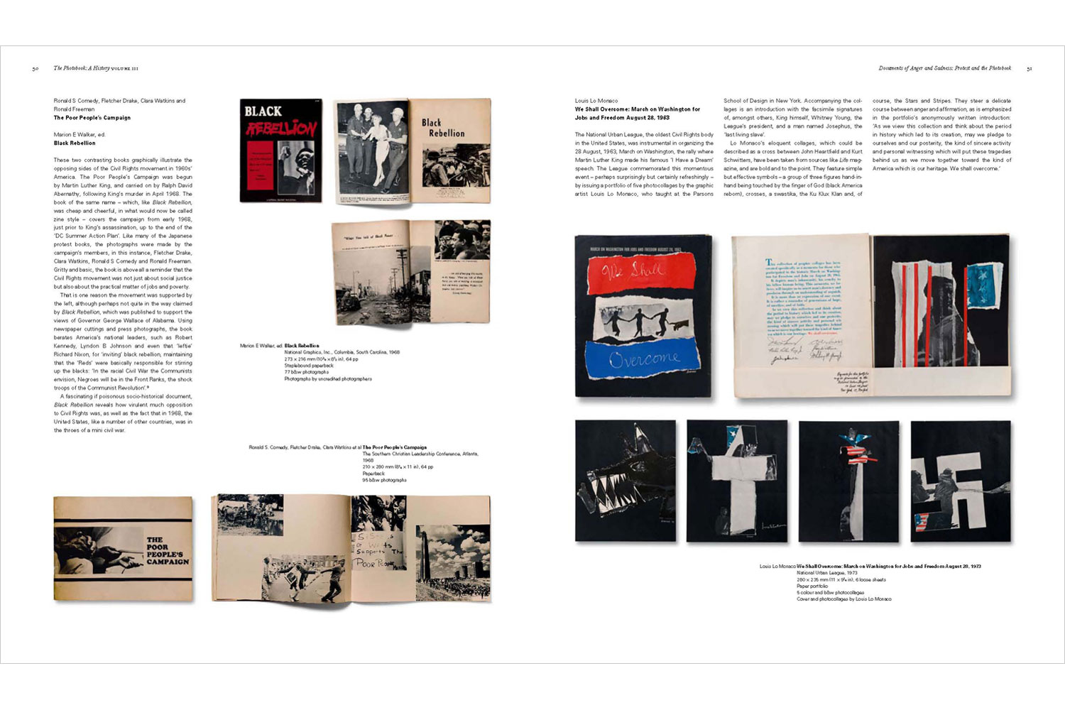 Phaidon's third and final volume in the Photobook: A History series, writter by Marti Parr and Gerry Badger