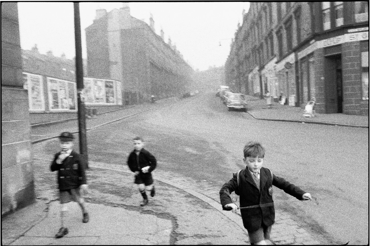 From Bruce Davidson's England/Scotland, 1960, published by Steidl