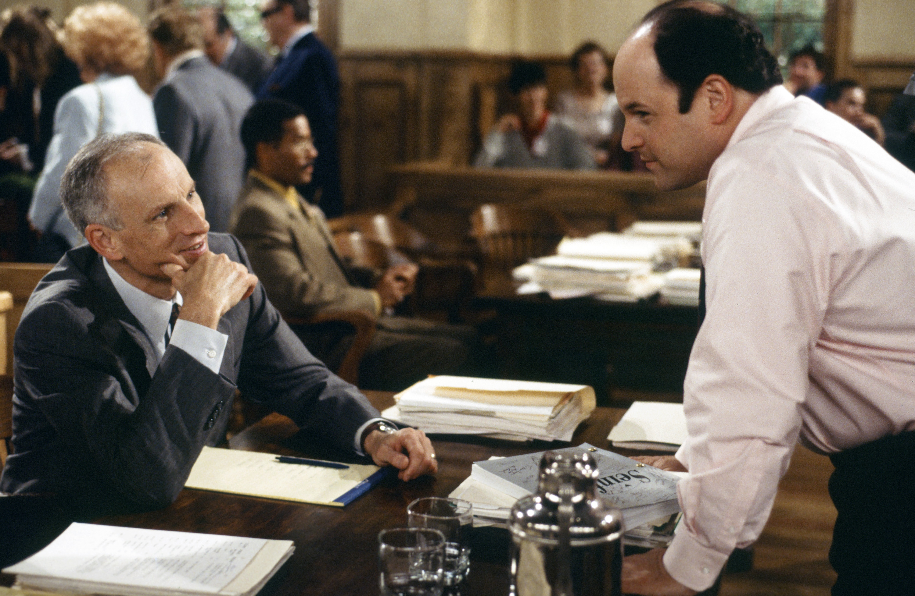 He became part of TV history when he played the lawyer that put Jerry, George, Eliane and Kramer behind bars in the finale of Seinfeld in 1998.