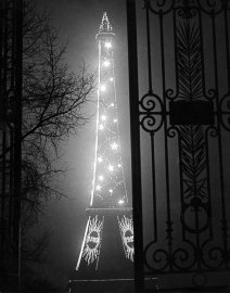 The Eiffel Tower, 1932