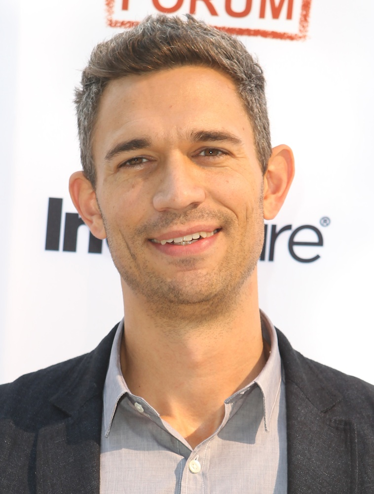 Mike Farah attends the Film Independent forum on Oct. 27, 2013 in Los Angeles