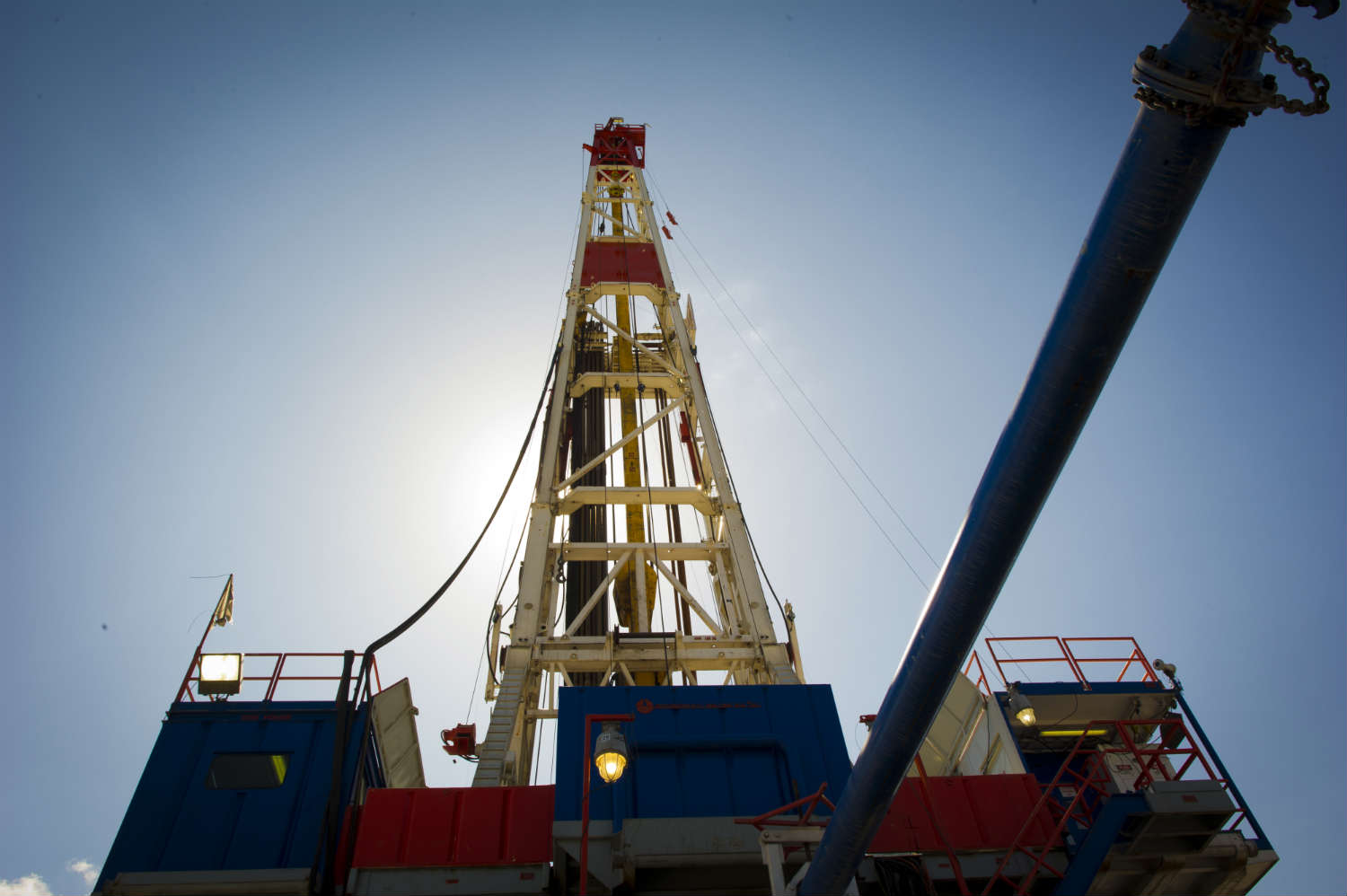 Fracking wells may be triggering seismic activity