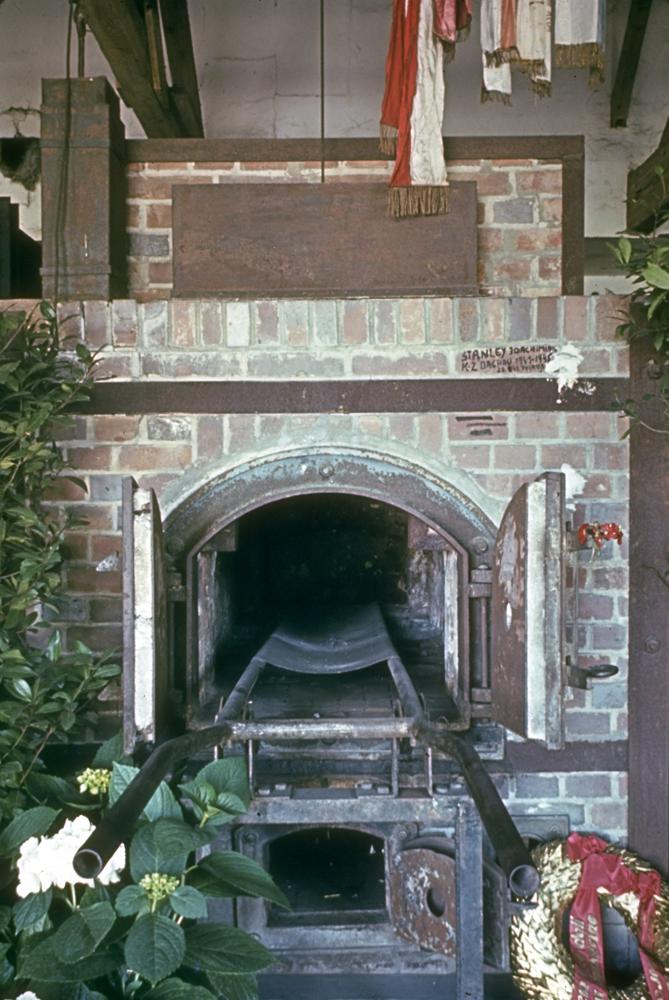 Oven, Dachau, 1950.