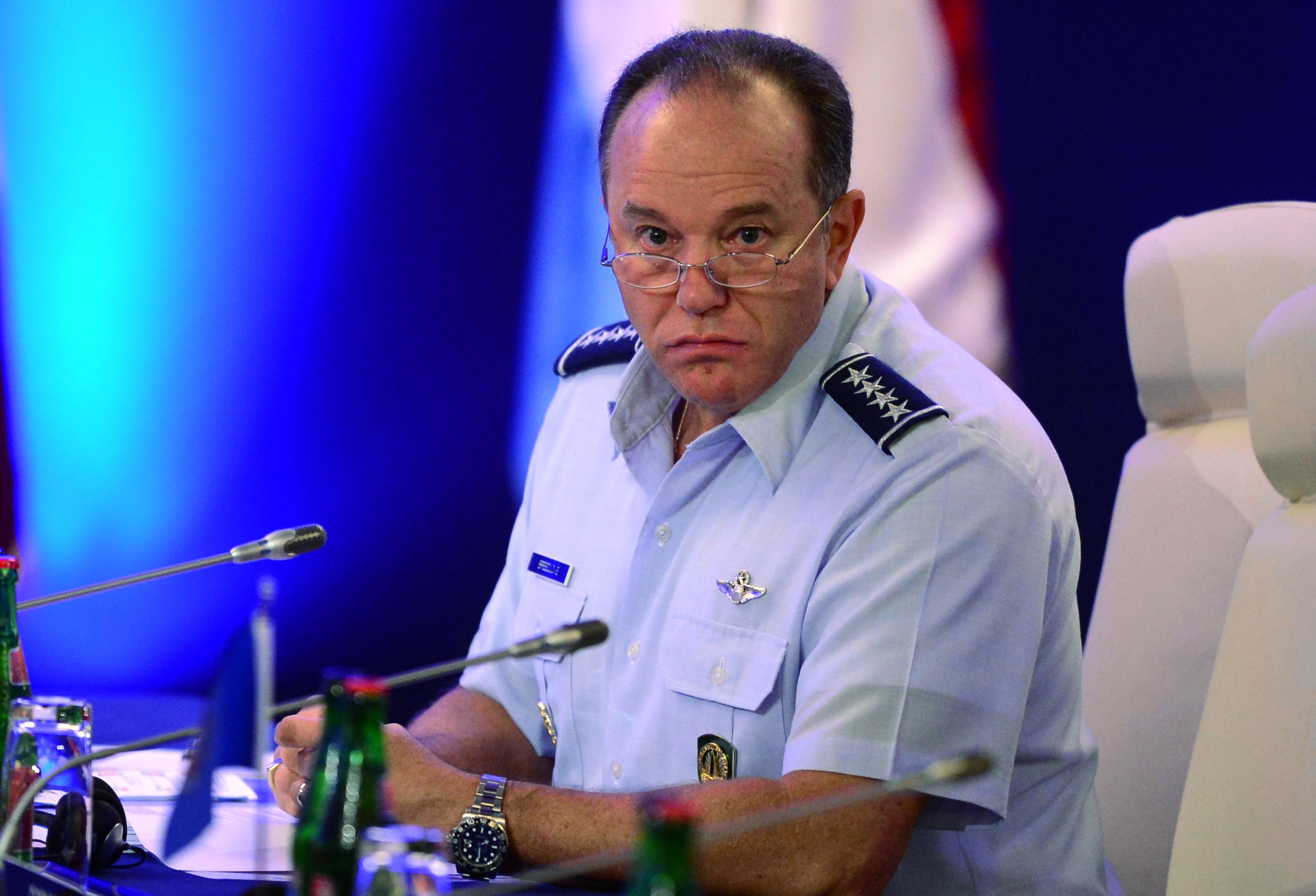 US General Philip Mark Breedlove