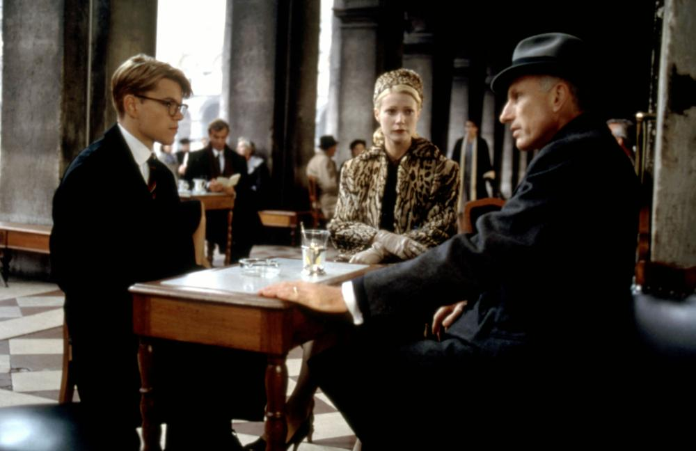James Rebhorn, played a wealthy shipbuilder named Herbert Greenleaf opposite Matt Damon in The Talented Mr. Ripley.