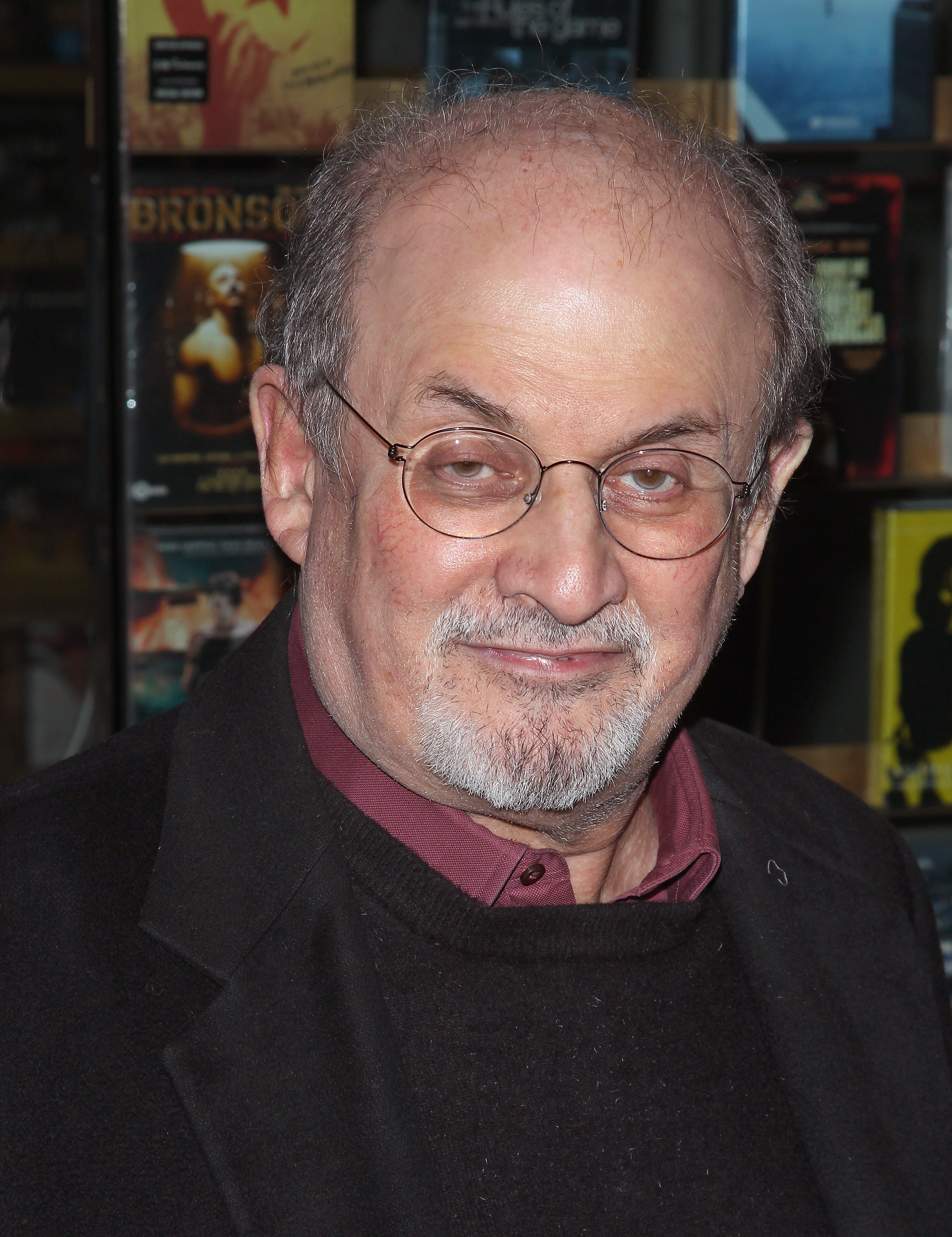 Salman Rushdie is among dozens of writers urging Turkey to lift its social media ban