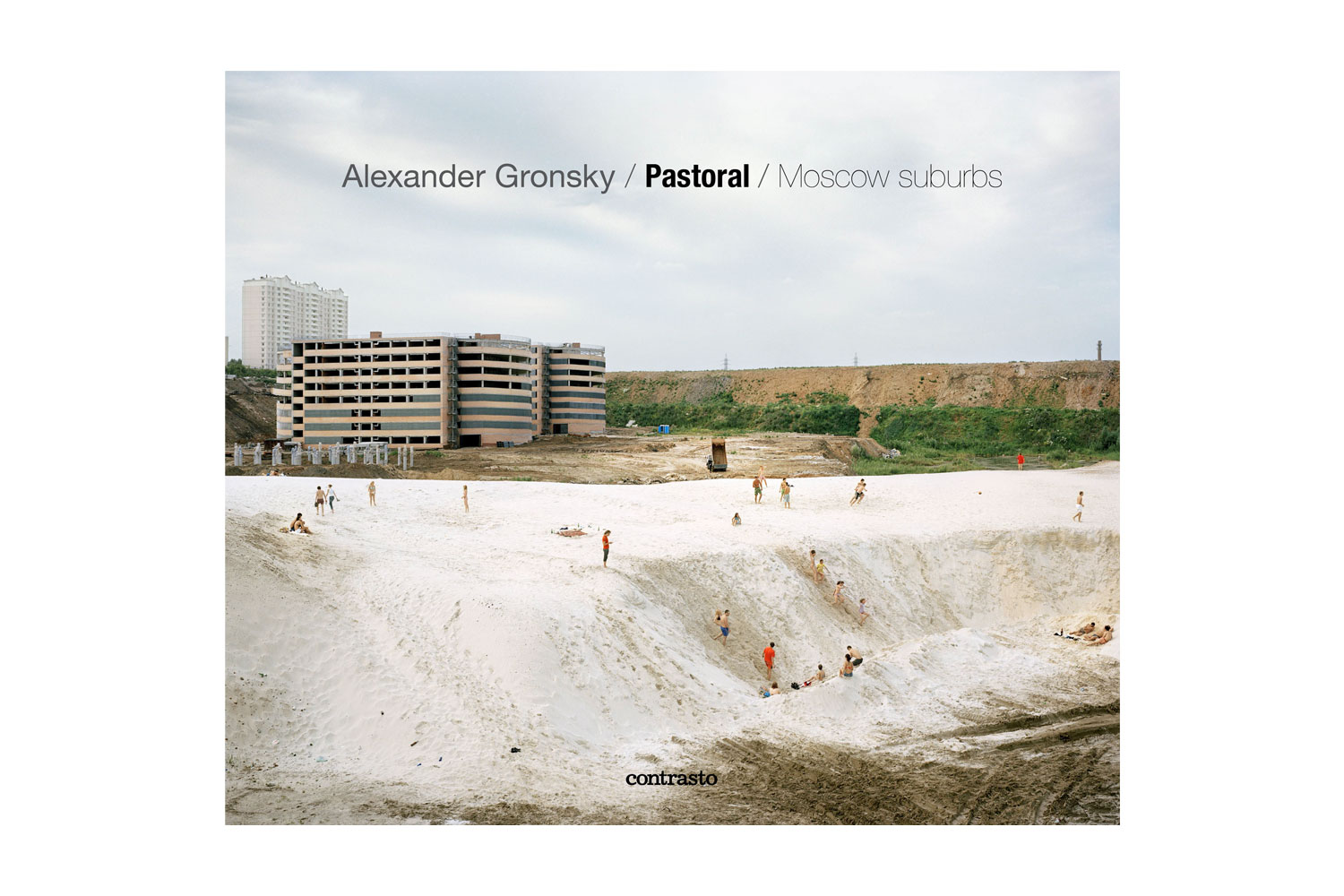 Alexander Gronsky's Pastoral, published by Contrasto As Russia is thrust into the global spotlight, Gronsky takes a pensive look into the outer rims of Moscow's suburbs, seeking moments of temporary relief from persistent political tension.