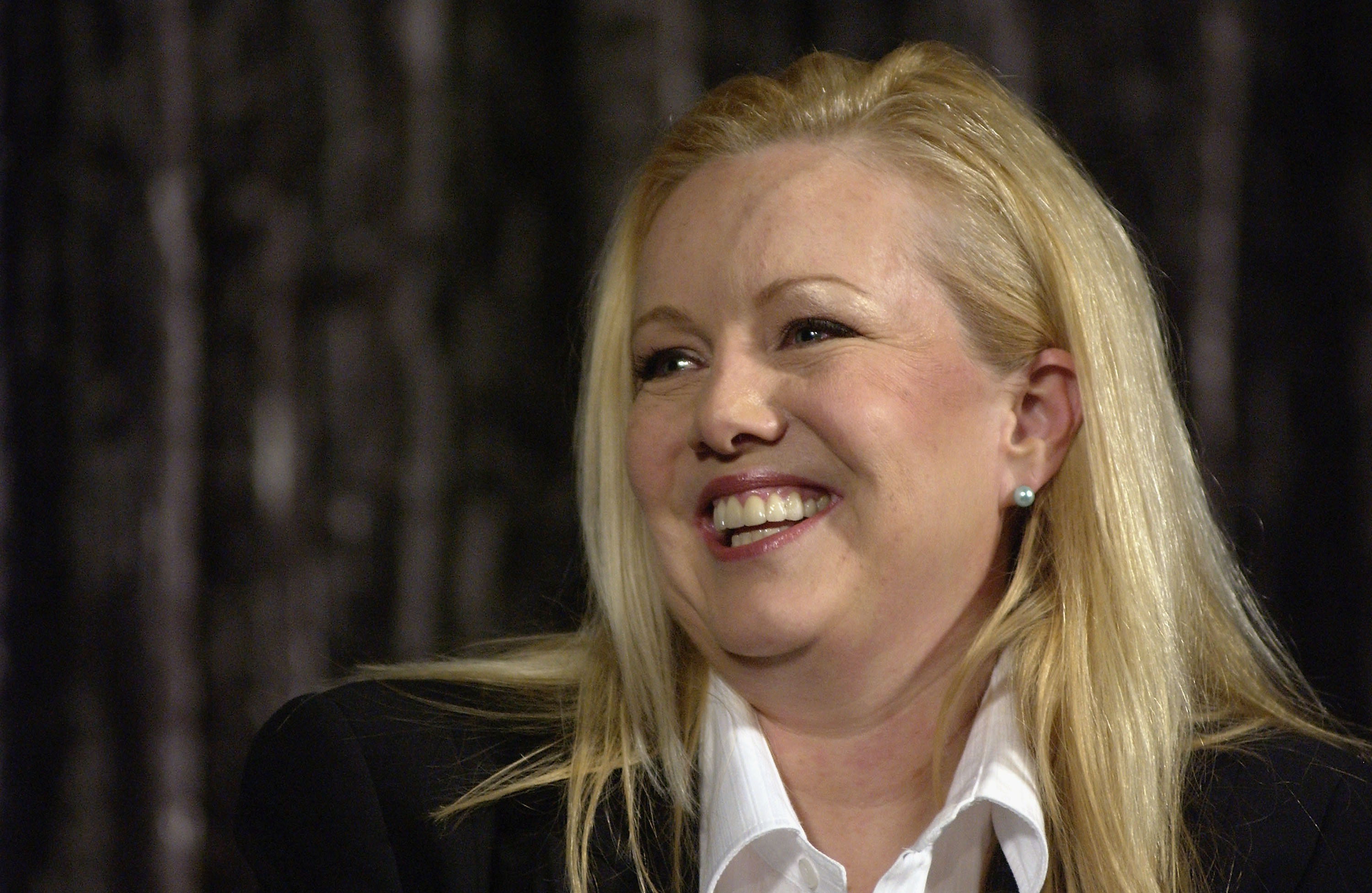 Director Susan Stroman participates in a Q&A session at the Variety Screening Series of  The Producers  at the Arclight Theaters on December 13, 2005 in Hollywood, California.