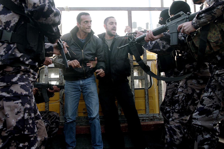 Haitham Omari as Badawi in Bethlehem