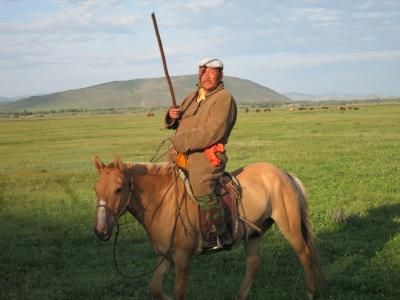 New research suggests that climate change may have helped the rise of the Mongol empire