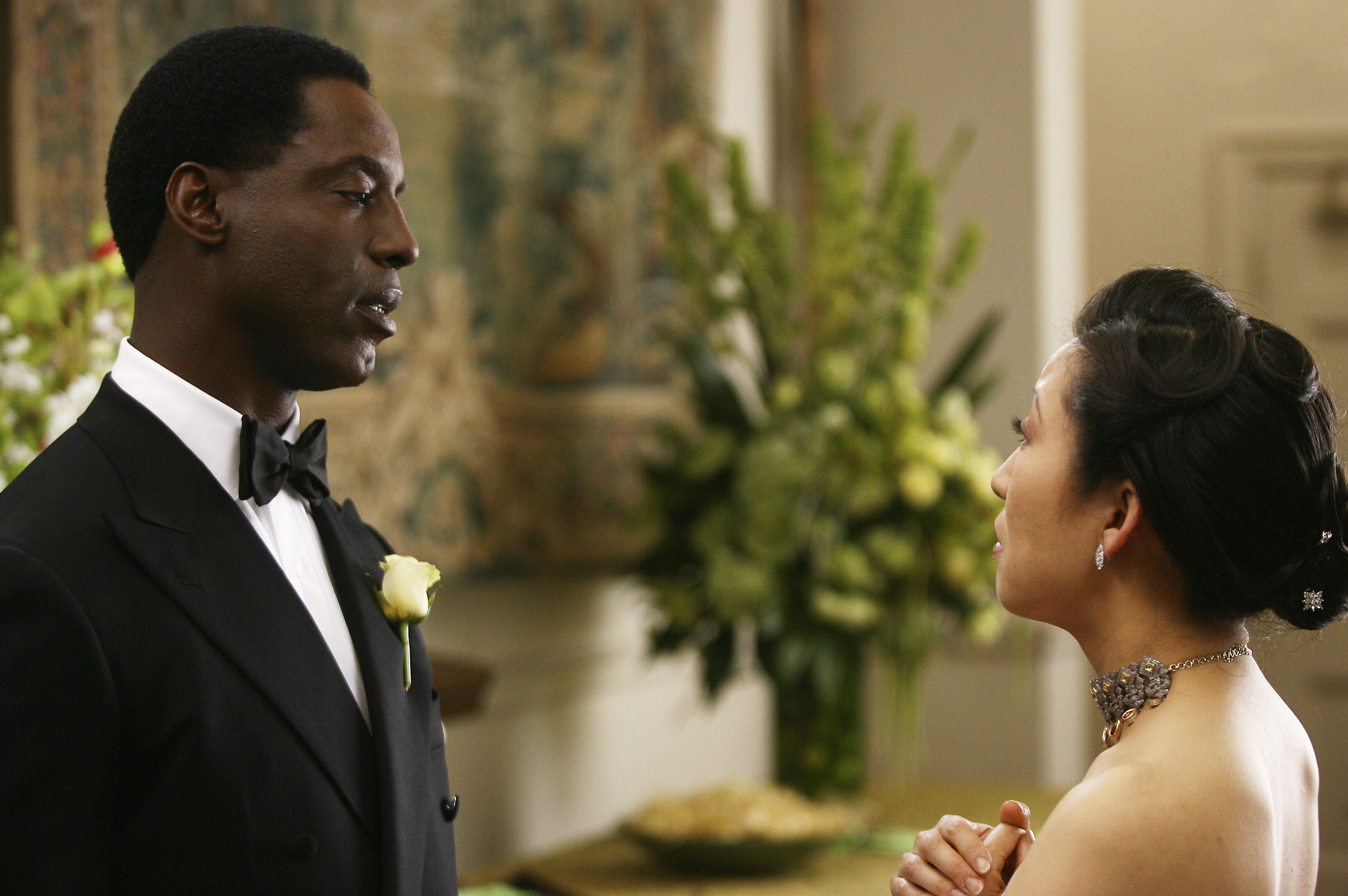 Isaiah Washington Returns To Grey S Anatomy For Last Sandra Oh Episode Time
