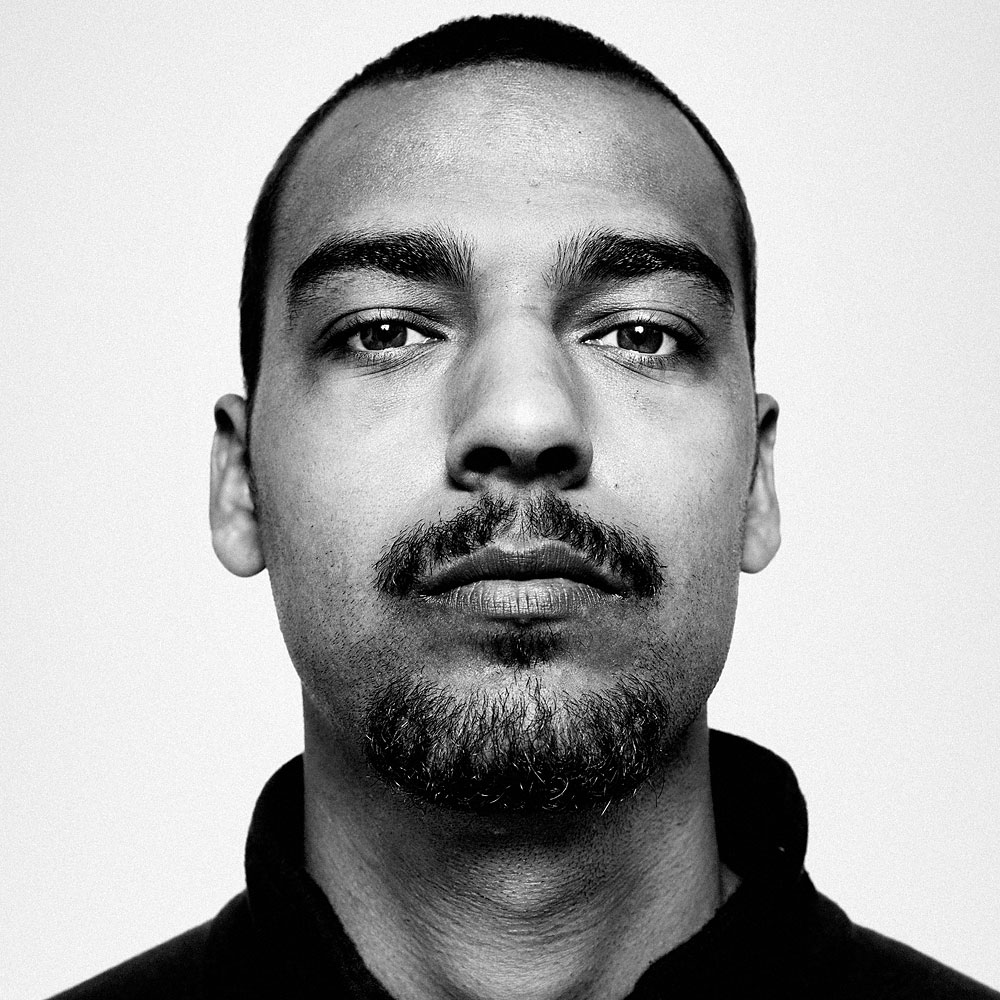 Ali Mustafa was photographed in Cairo in November 2011 as TIME made portraits of protesters, who it named Person of the Year.
