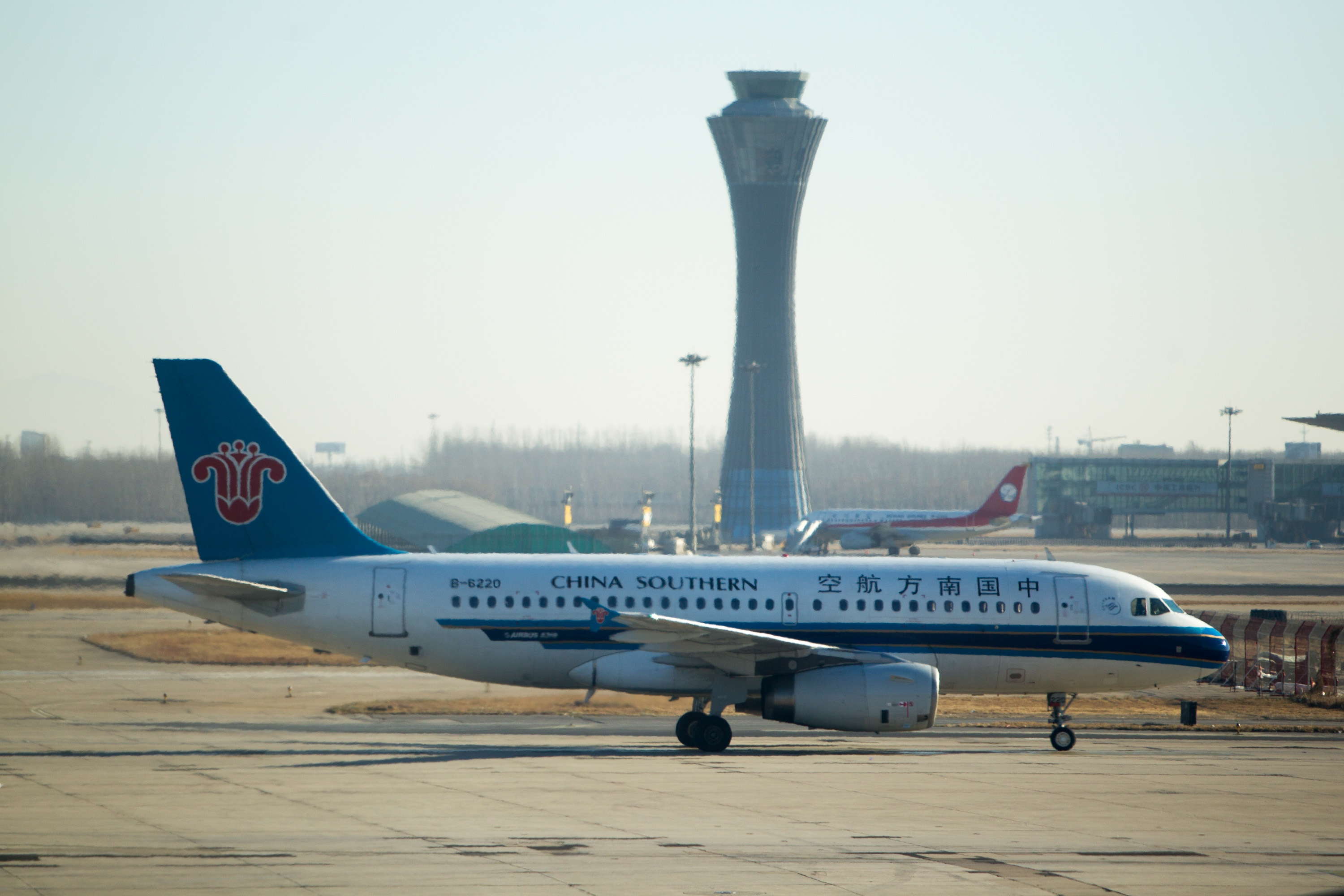 A passenger plane from China Southern Airlines passed through the trajectory of a North Korean missile minutes after it was fired