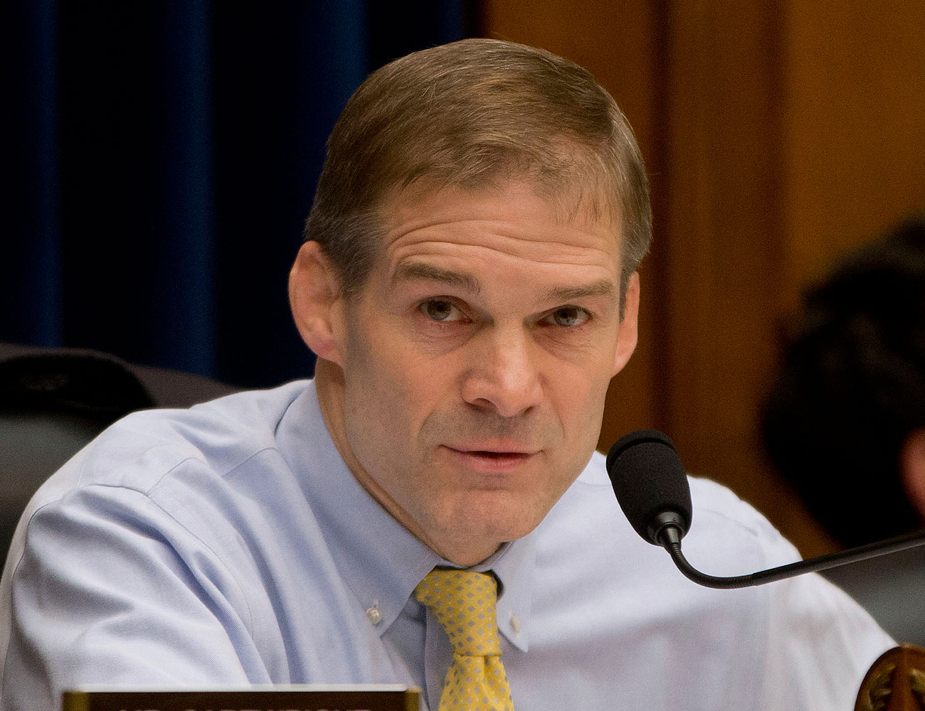House subcommittee on Economic Growth, Job Creation, and Regulatory Affairs Chairman Rep. Jim Jordan, R-Ohio presides over the subcommittee's hearing on Capitol Hill in Washington, Feb. 6, 2014.