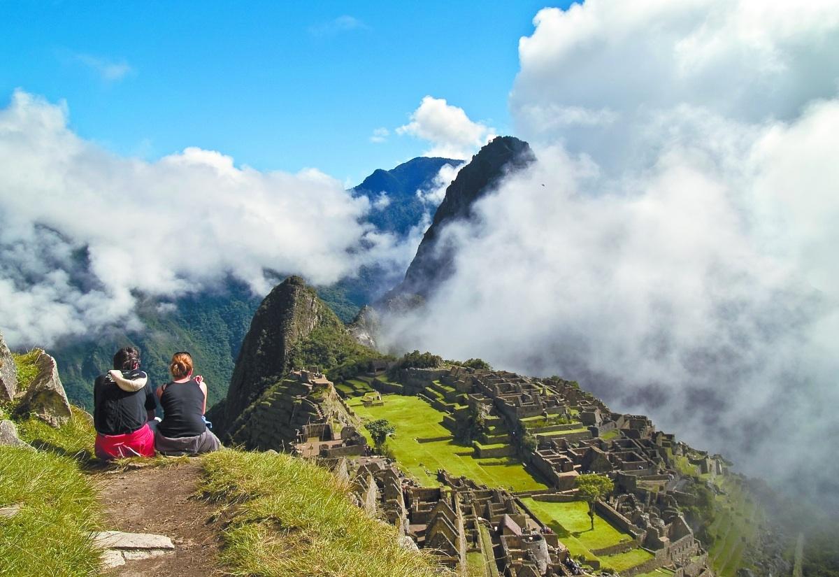 The Machu Picchu ruins are one of Peru's most famed tourist destinations