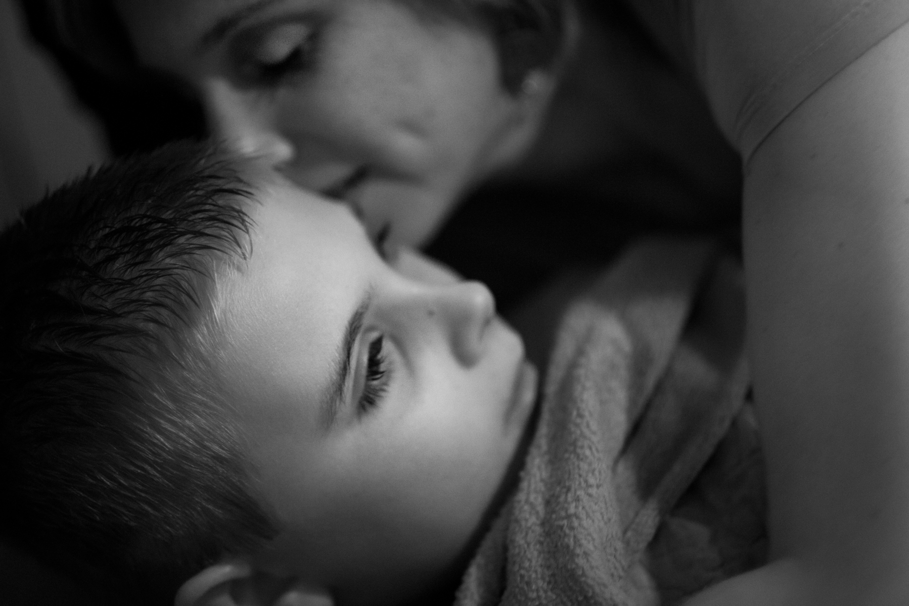 """""""At the end of the day children with autism are not given to strong special people,  Erin said.  We are made strong and we are made special by having to raise that child with special needs, and, yes, we are very often given more than we can handle."""