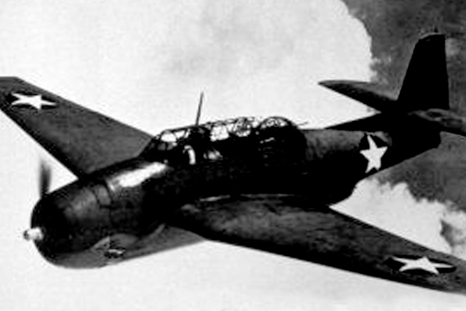 American Navy Avenger planes, the same kind of planes which disappeared in the Bermuda triangle.