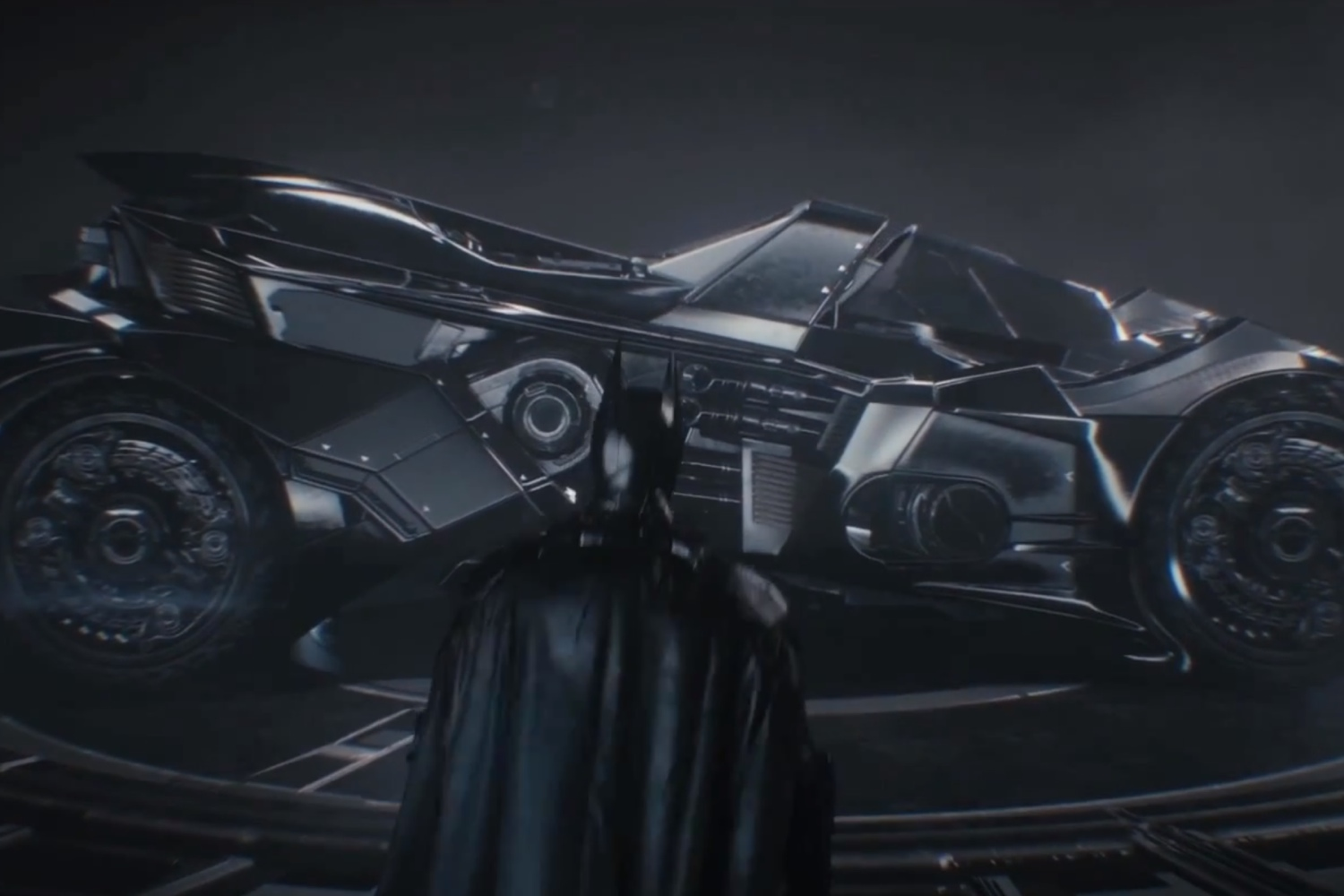 Batman Arkham Knight Is Going To Be All About The Batmobile Time