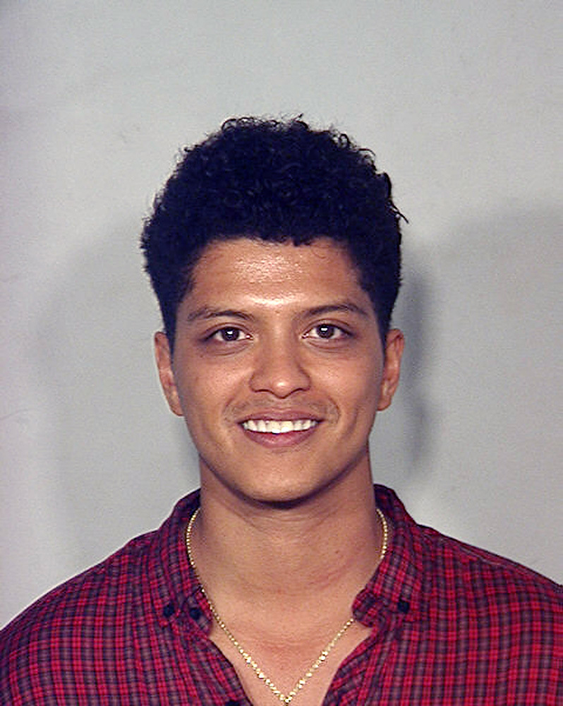<strong>Bruno Mars</strong>