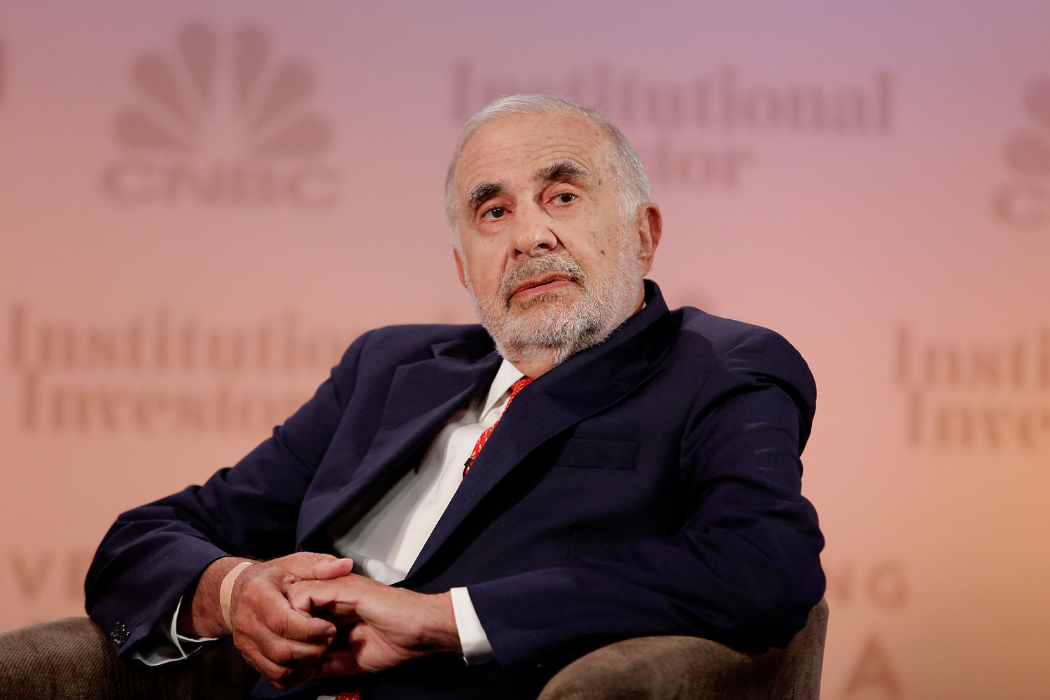 Carl Icahn, Chairman of Icahn Enterprises in 2013 in New York.