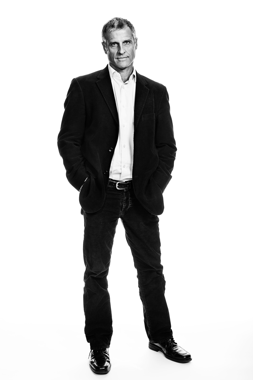 Portrait of Gene Baur