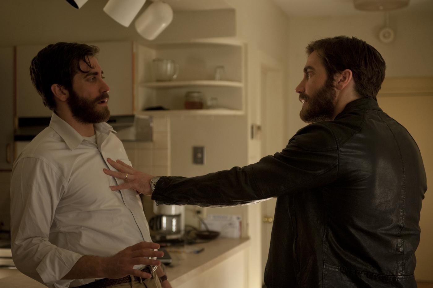 Jake Gyllenhaal in  Enemy.
